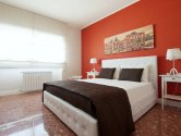 Apartamento de vacaciones Roma Welcome Family terrace