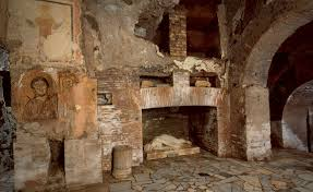 Holiday Rome Guided visit The Catacombs of Rome with bus