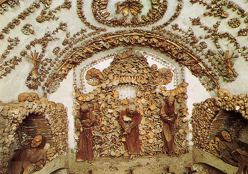 Holiday Rome Guided visit The Catacombs of Rome and the Crypt of the Capuchins