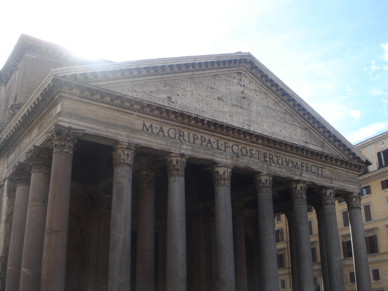 Holiday Rome Tour SKIP THE LINE Best of Rome Walking Pantheon