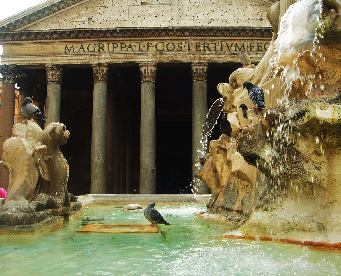 Holiday Rome Tour SKIP THE LINE Rome In A Day Pantheon