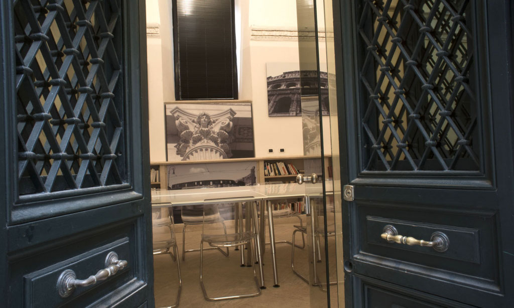 Rental Temporary Offices in Rome -
